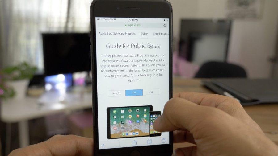Apple iPhone e iPad: disponibile iOS 11 beta 4 per gli sviluppatori