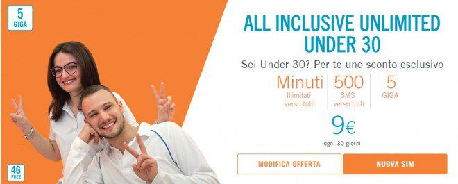 Wind All Inclusive Unlimited Under 30