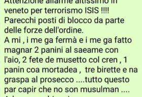 Terrorismo su Whatsapp