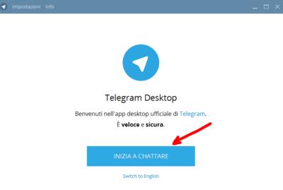 Come usare Telegram sul computer