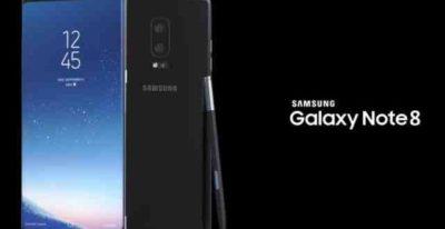 Come catturare uno screenshot su Samsung Galaxy Note 8
