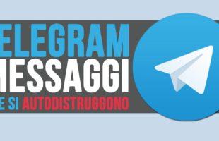 Come creare una chat segreta su Telegram e impostare un timer di autodistruzione della chat