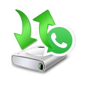 Come fare una copia di sicurezza delle conversazioni su Whatsapp