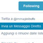 Come scrivere un messaggio diretto su Twitter
