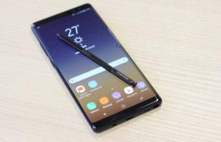 Come cambiare la luminosità dello schermo su Galaxy Note 8