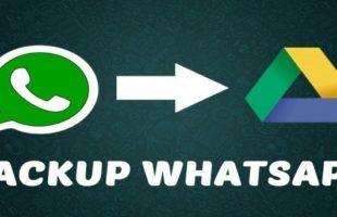Come ripristinare WhatsApp su smartphone Android con Google Drive