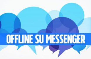 Come andare offline su Facebook Messenger su smartphone Android
