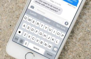 Disattivare correzione automatica iPhone 8 e 8 Plus
