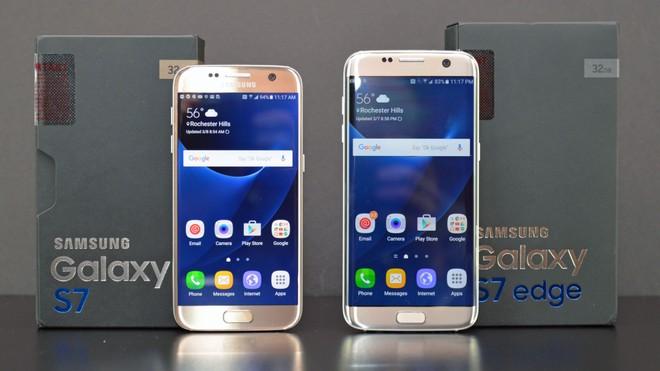 Samsung Galaxy S7 e Galaxy S7 Edge si aggiornano: arrivano le patch di ottobre