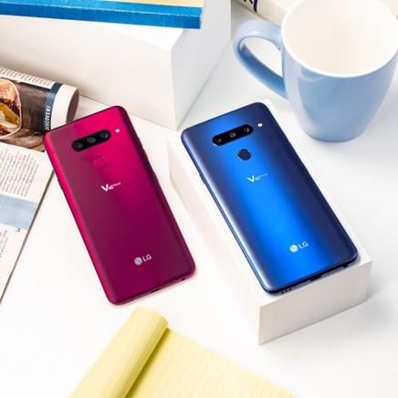 Nuovo aggiornamento LG V40 ThinQ