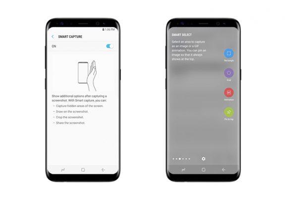 Come creare screenshot rapidi nelle sessioni Gaming su Samsung Galaxy S8