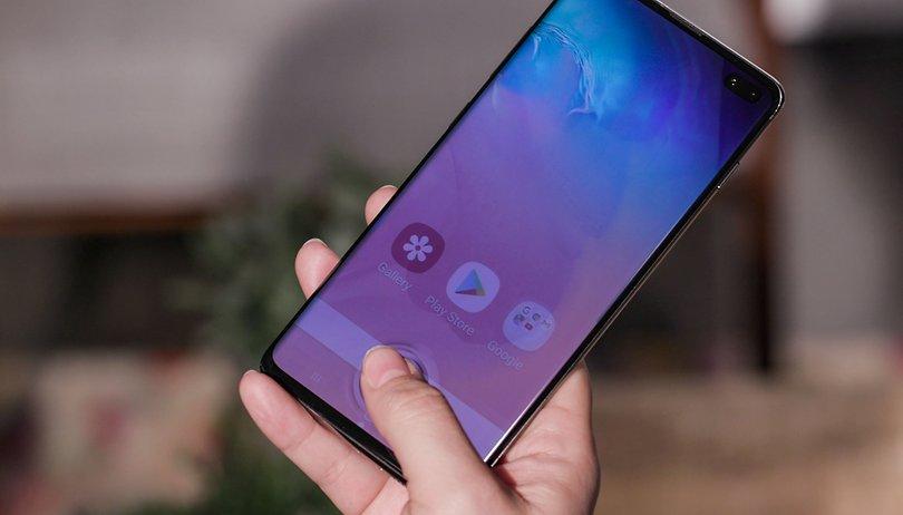 Come effettuare la registrazione del lettore di impronte sul Samsung Galaxy S10e