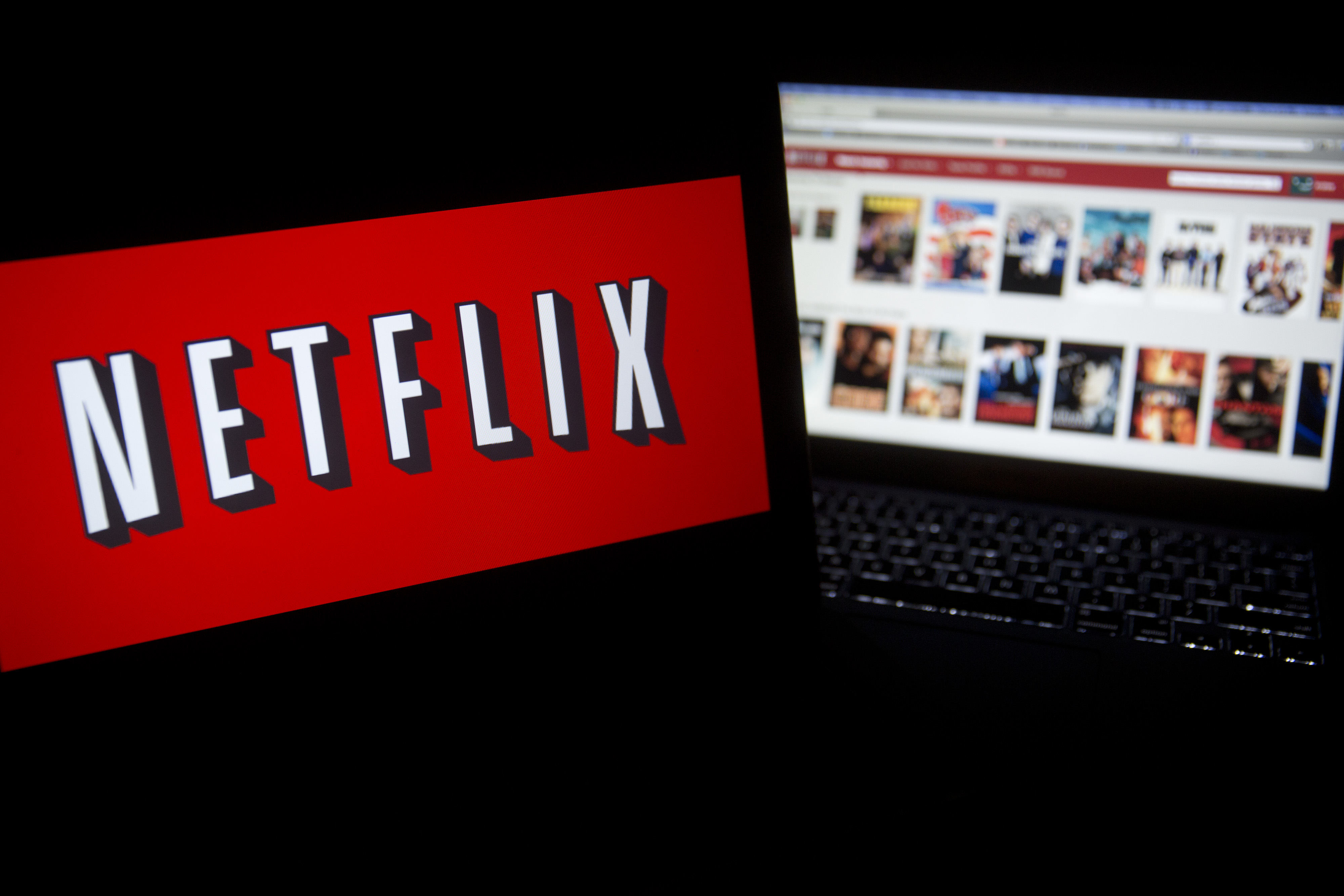 Come richiedere film su Netflix