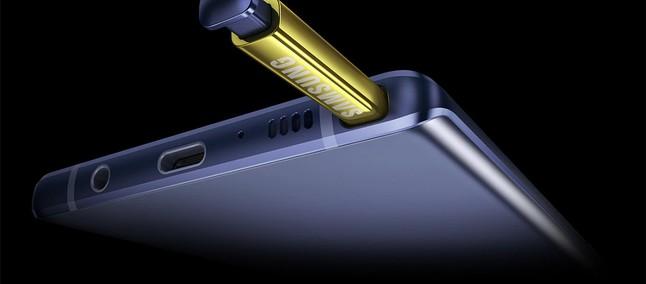Samsung Galaxy Note 9 no brand ITV riceve un nuovo aggiornamento in Italia