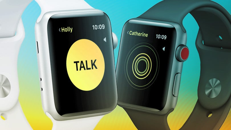 Come disabilitare la funzione Walkie Talkie su WatchOS