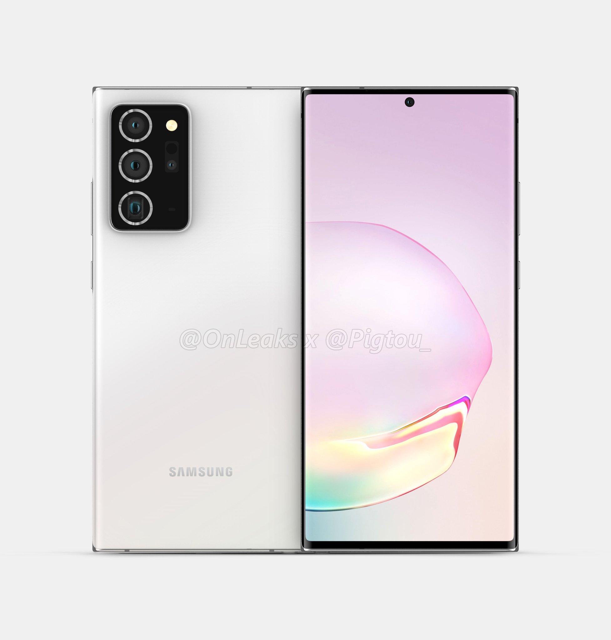 CPU Samsung Galaxy Note 20: mostro di potenza in arrivo, le ultime indiscrezioni