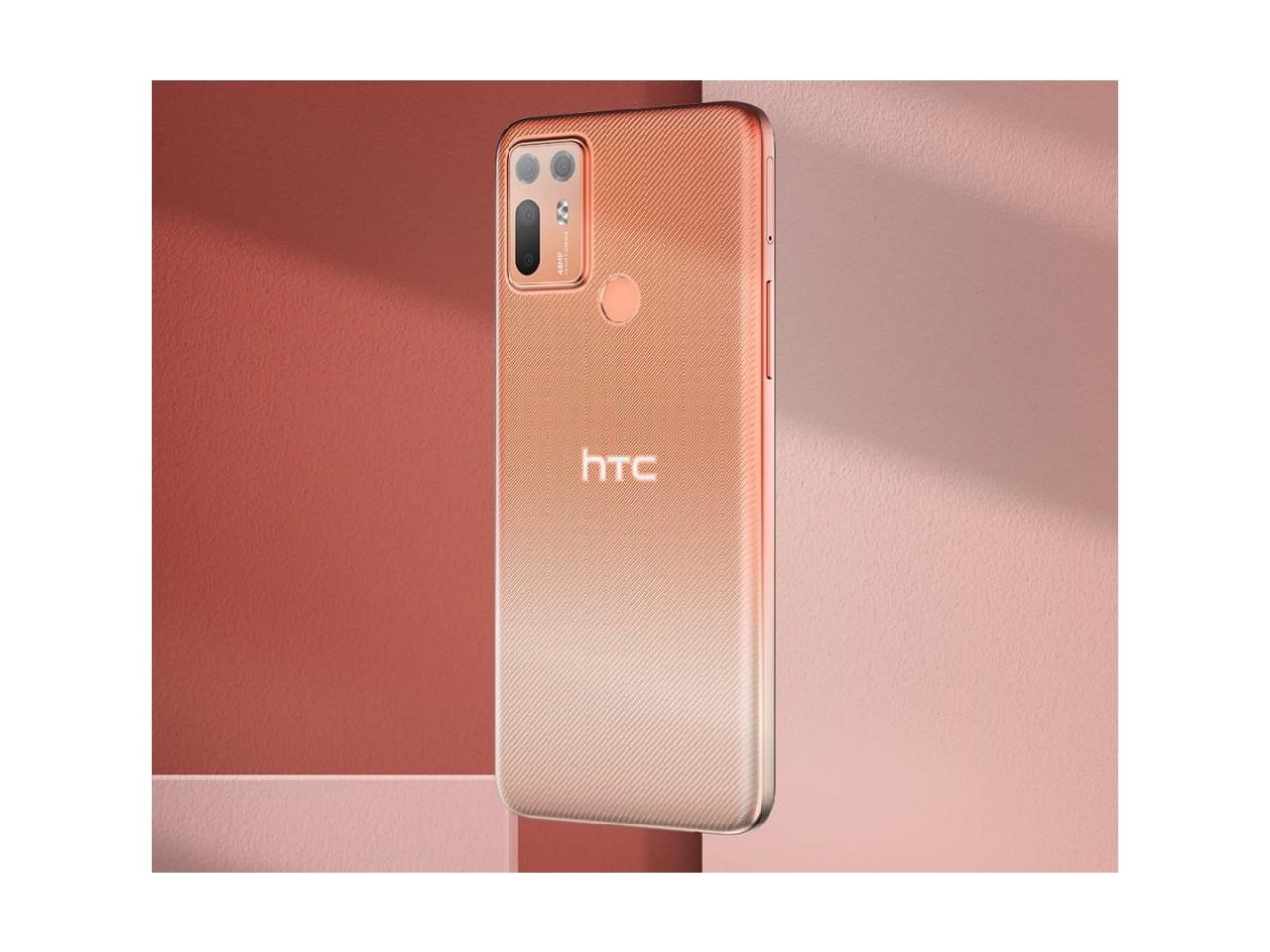HTC Desire 20+ è ufficiale: super autonomia e fotocamere al top