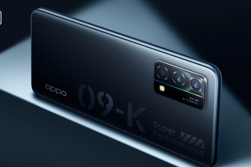 Smartphone OPPO K9 5G: scheda tecnica caratteristiche e prezzo
