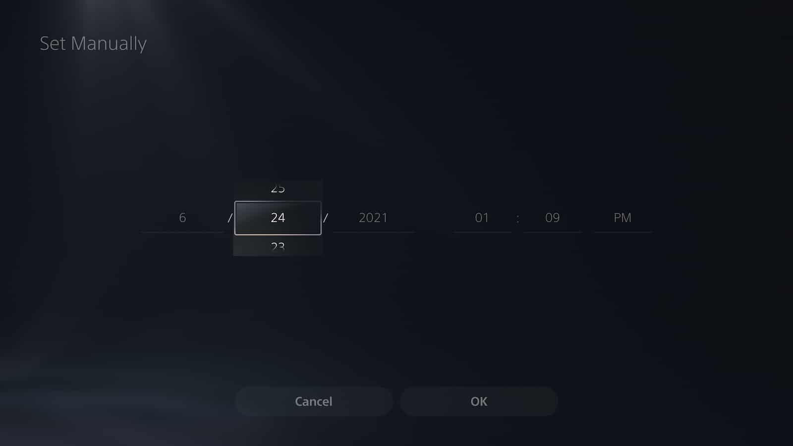 Come aggiornare il controller PS5 2