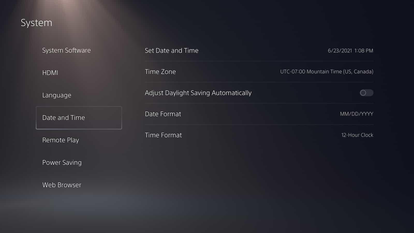 Come aggiornare il controller PS5 4